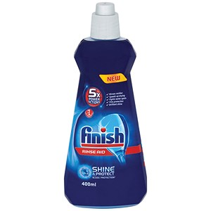Image of Finish Dishwasher Rinse Aid - 400ml