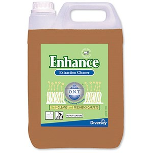 Image of Diversey Carpet Enhance Extraction Cleaner- 5 Litres