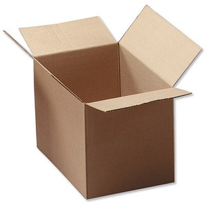 Image of Packing Box / 457x305x248mm / Buff / Pack of 10
