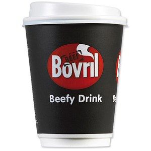 Image of Bovril Instant Beefy Drink in a 340ml Cup - Pack of 8
