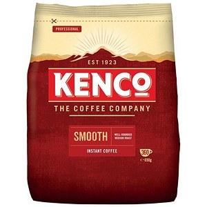 Image of Kenco Smooth Instant Coffee Refill Bag - 650g
