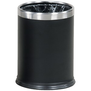 Image of Rubbermaid Hideabag Bin / 13.2 Litres / W241xH318mm / Black