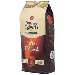 Image of Douwe Egberts Roast & Ground Filter Coffee - 1kg