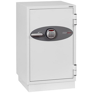 Image of Phoenix Fire Fighter II Safe Electronic Lock 121kg 84 Litre White Ref FS0442E