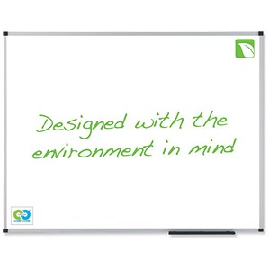 Image of Nobo E-Classic Magnetic Whiteboard / Enamel / W900xH1200mm