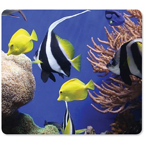 Image of Fellowes Earth Series Recycled Mousepad - Under The Sea