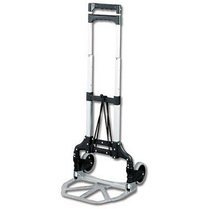 Image of Lightweight Folding Trolley - 60kg Capacity