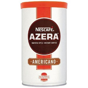 Image of Nescafe Azera Barista Style Coffee - 100g Tin - Order over £199