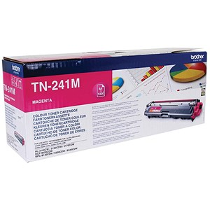 Image of Brother TN241M Magenta Laser Toner Cartridge