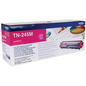 Image of Brother TN245M Magenta Laser Toner Cartridge