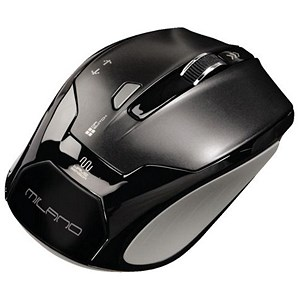 Image of Hama Milano Mouse / Optical / Wireless / Black