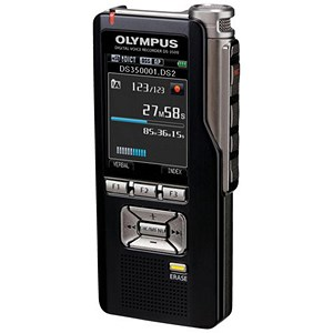 Image of Olympus DS-3500 Professional Dictation System Ref V403110BE000