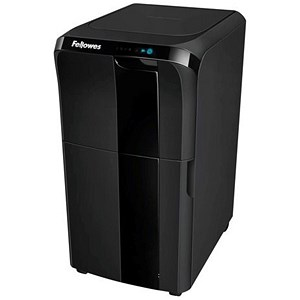 Image of Fellowes AutoMax-300C Shredder Cross Cut Ref 4651601