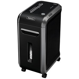 Image of Fellowes 99MS Shredder Micro Shred Ref 4609201