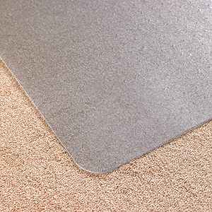 Image of Cleartex Advantagemat / Chair Mat For Carpet Protection / 1200x900mm