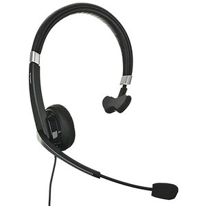 Image of Jabra Voice 550 USB NC Mono Corded Padded Headset Ref 45125