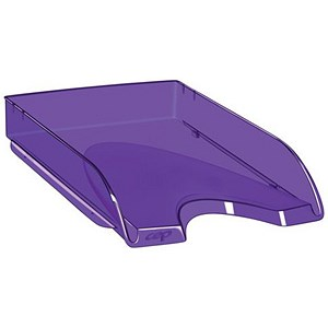 Image of Cep Pro Happy Letter Tray - Purple