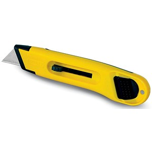 Image of Stanley Lightweight Retractable Blade Knife