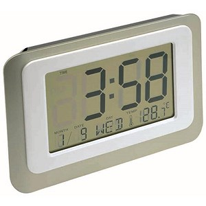 Image of Digital LCD Clock Ref 106715