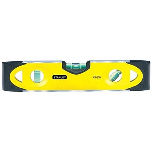 Image of Stanley Shock Proof Torpedo Level / Magnetic Base / 230mm
