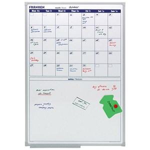 Image of Franken Monthly Planner - W900xH600mm