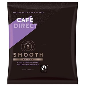 Image of Cafe Direct Medium Roast Filter Coffee / 60g Sachets / Pack of 45