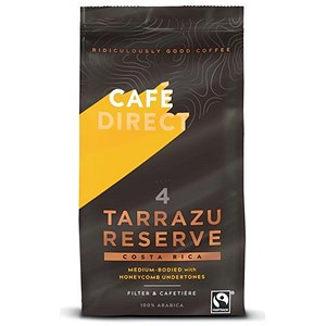 Image of Cafe Direct Tarrazu Costa Rican Filter Coffee - 227g