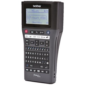 Image of Brother PT-H500 Labelmaker Handheld Ref PTH500Z1