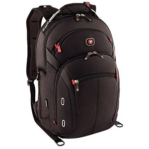 Image of Wenger Gigabyte Backpack / Fits Up To 15 inch MacBook Pro / With iPad Pocket
