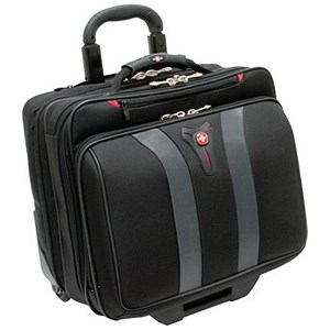 Image of Wenger Granada Roller Travel Case with 17 inch Laptop Compartment