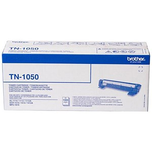 Image of Brother TN-1050 Black Laser Toner Cartridge