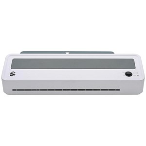 Image of 5 Star Hot & Cold Laminator / White / A3