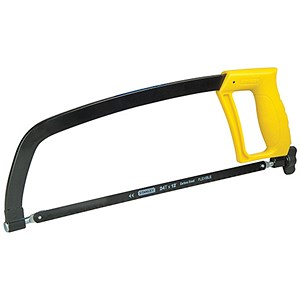 Image of Stanley 300mm Hacksaw - Solid Steel Frame