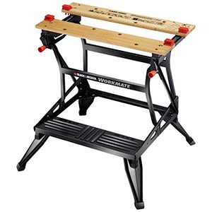 Image of Black & Decker Workmate Bench / Dual Height / 740mm Length