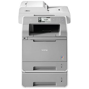 Image of Brother MFC-L9550CDWT Colour Multifunction Laser Printer Ref MFCL9550CDWTU2