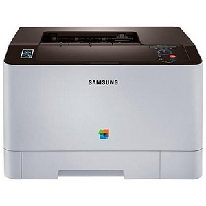 Image of Samsung C1810W Colour Laser Printer 18ppm Ref C1810W