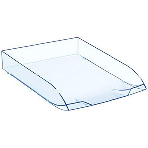 Image of CEP Ice Blue Letter Tray - W370xD270xH61mm
