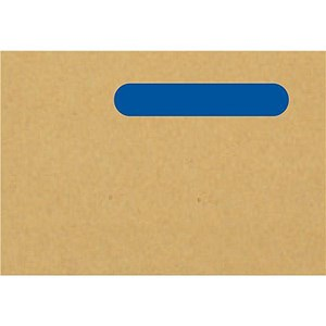 Image of Iris Compatible Wage Envelopes with Window / Peel & Seal / Manilla / Ref FY45 / Pack of 1000