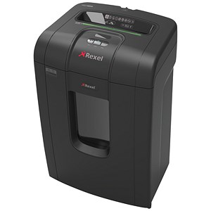 Image of Rexel RSX1834 Shredder 4.0x40mm Cross Cut 34 Litre 18 Sheet P-4 Ref 2105018 [Promo]