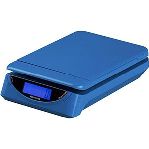 Image of Salter Electronic Postal Scale / 11.5kg Capacity / Blue