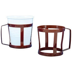 Image of Robinson Young Caterpack Vending Cup Holders / For 20cl Cups / Pack of 12