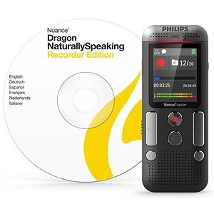 Image of Philips DVT 2710 DNS Digital Recorder Hands-free 8GB Colour Display Ref DVT2710