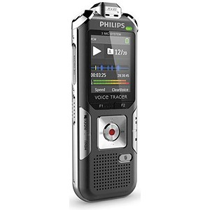 Image of Philips DVT 6000 Digital Recorder Hands-free 4GB Colour Display Ref DVT6010