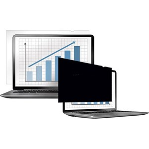Image of Fellowes Blackout Privacy Filter / 15.6 inch Widescreen / 16:9