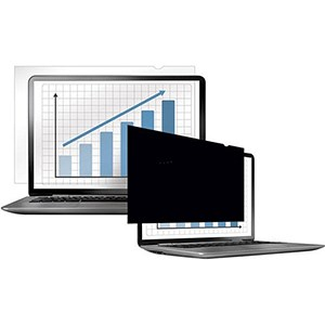 Image of Fellowes Blackout Privacy Filter / 17.3 inch Widescreen / 16:9