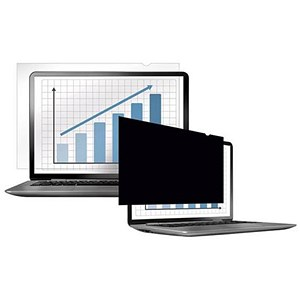 Image of Fellowes Blackout Privacy Filter / 22 inch Widescreen / 16:10