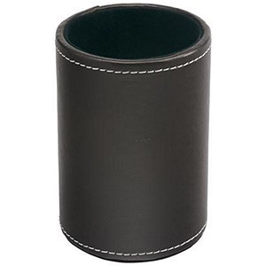 Image of Invo Pen Holder - Brown Faux Leather