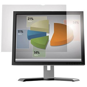 Image of 3M Anti-Glare Filter / 19 inch Widescreen / 16:10 for LCD Monitor