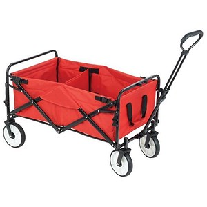 Image of Stewart Superior Foldable Hand Truck - 100Kg Load