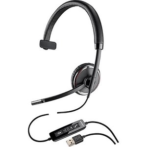 Image of Plantronics Blackwire C510 Headset Monaural Corded USB Ref 88860-01